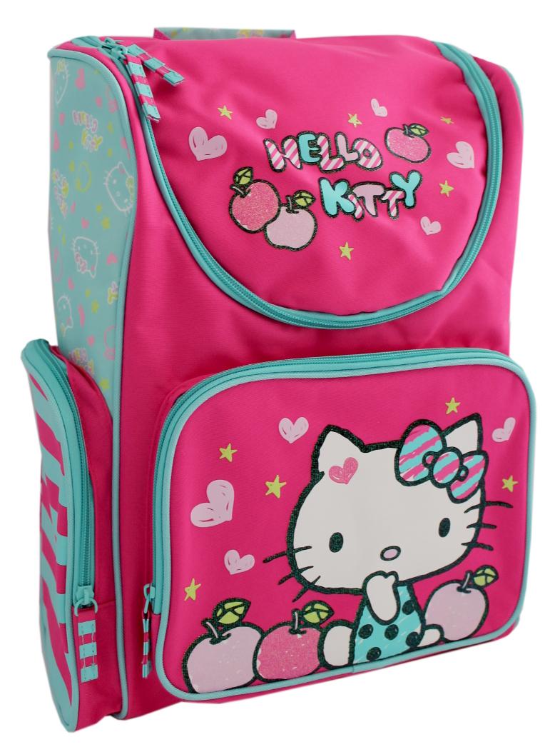 Mochila Escolar Hello Kitty Apple